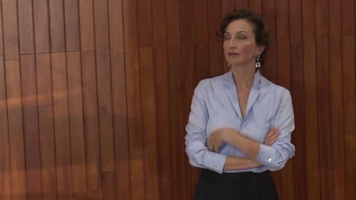 Francesa é eleita diretora-geral da Unesco