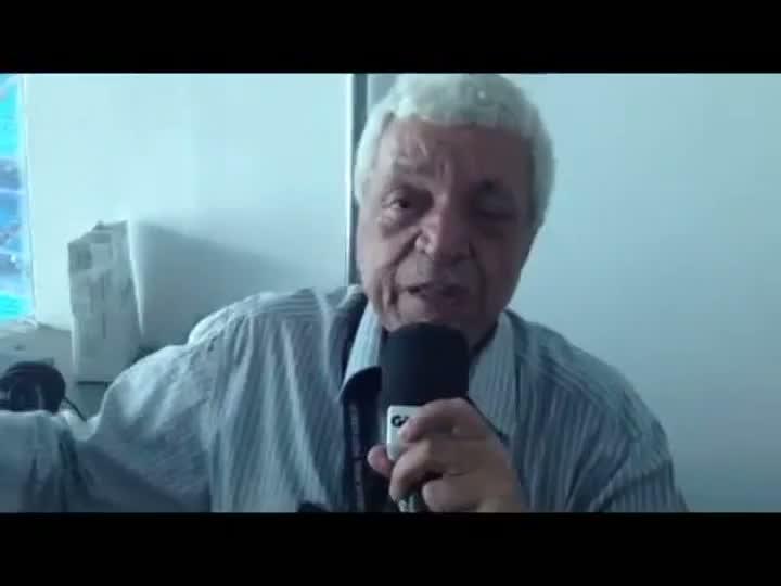 """Paulo Sant\'Ana: \""""Arena vai durar um século, e eu tenho mais 1 ano e meio de Arena!\"""". 08/12/2012"""
