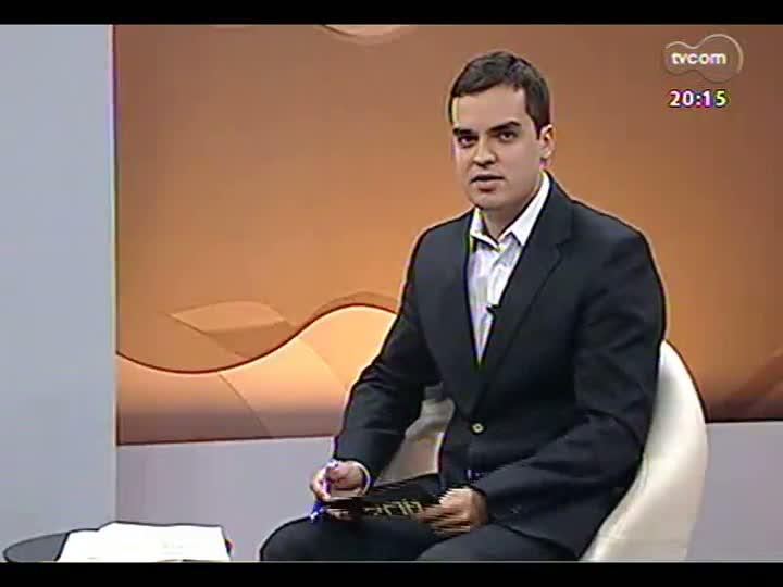 TVCOM 20 Horas - 20/12/12 - Bloco 2 - Lei Seca deve ficar mais rigorosa. Entenda as mudanças