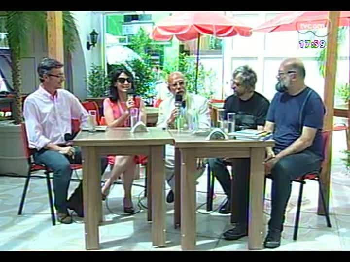 Café TVCOM - 19/01/2013 - Bloco 1 - Restrições para manter a saúde