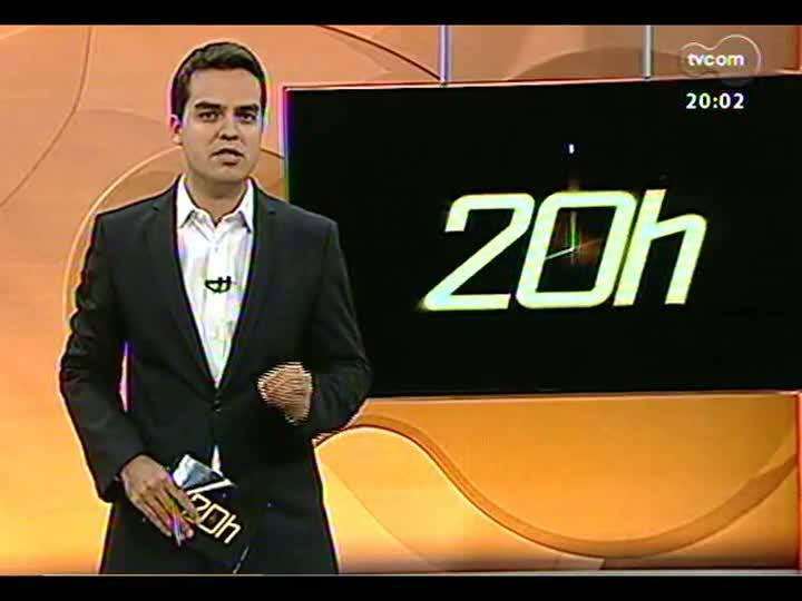 TVCOM 20 Horas - Entrevista com o ex-presidente da Câmara dos Deputados, Marco Maia - Bloco 1 - 05/02/2013