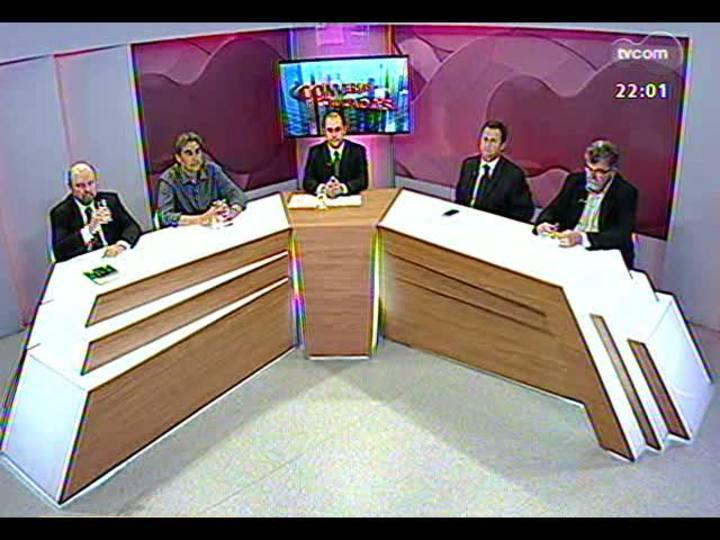 Conversas Cruzadas - PMDB no comando do Congresso: qual é o real cenário da política brasileira? - Bloco 1 - 04/02/2013