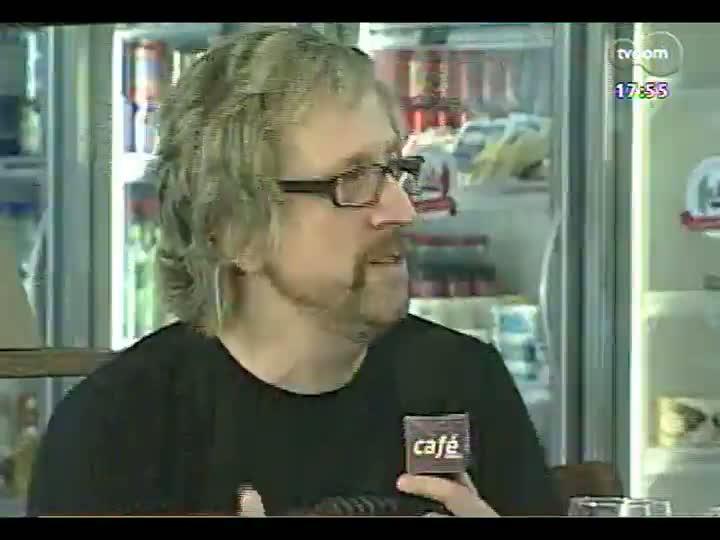 Café TVCOM - 23/02/2013 - Bloco 3 - Posição política de veículos de comunicação