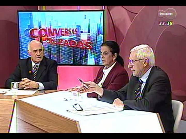 Conversas Cruzadas - Resultado do Enem e os erros graves que foram apurados - Bloco 2 - 19/03/2013