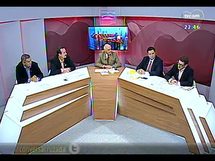 Conversas Cruzadas - Avaliação dos pontos principais dos Fóruns da Igualdade e Liberdade - Bloco 3 - 09/04/2013