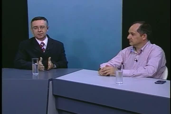 Conexão Passo Fundo avalia os 100 dias do governo do prefeito Luciano Azevedo - bloco 1