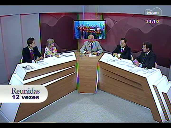 Conversas Cruzadas - Instalação da CPI da Telefonia na Assembleia Legislativa: questionamentos sobre seu futuro e sua real capacidade de melhorar o serviço - Bloco 4 - 23/04/2013