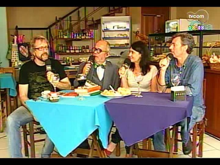 Café TVCOM - Dicas de livros e discos - Bloco 4 - 04/05/2013