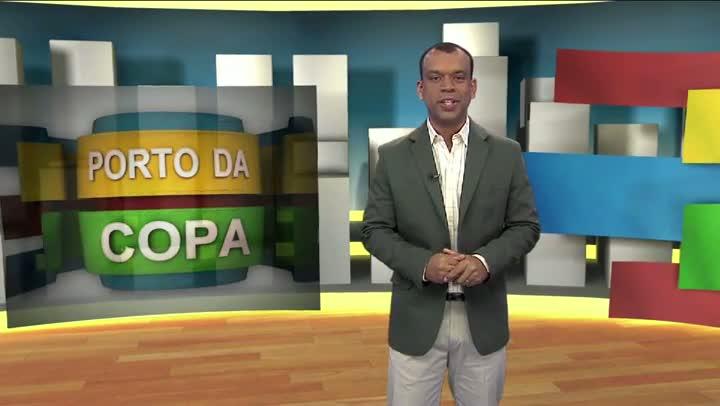 """Porto da Copa - Acompanhe a visita da equipe do Porto da Copa à exposição \""""Gaúchos na Copa\"""" - Bloco 2 - 22/06/2013"""