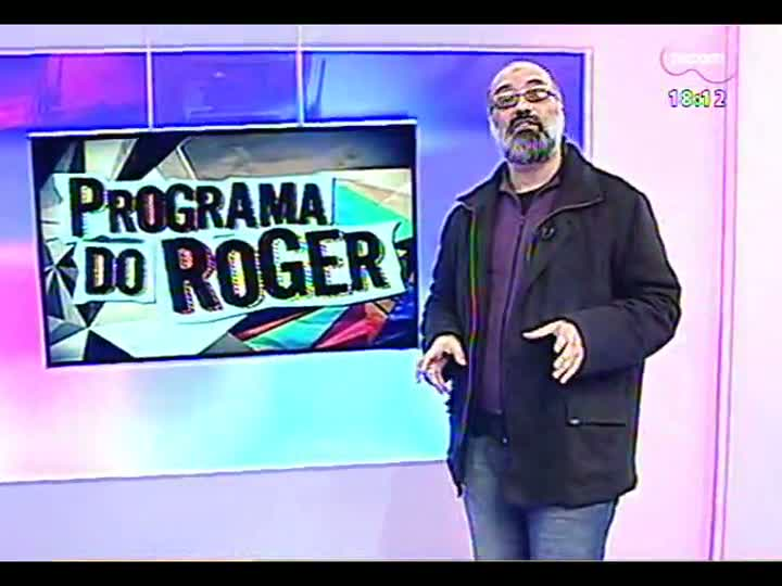 Programa do Roger - As estreias de cinema da semana - bloco 3 - 19/07/2013
