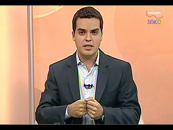 TVCOM 20 Horas - Análise do comportamento dos motoristas: como manter a calma em meio ao estresse do trânsito? - Bloco 2 - 16/08/2013