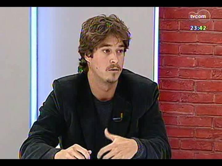 Mãos e Mentes - Felipe Amaral, sócio-diretor da Semente Negócios - Bloco 3 - 29/08/2013