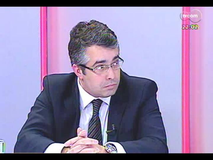 Conversas Cruzadas - Debate sobre a rapidez com que o negócio de Eike Batista faliu e as possibilidades de recuperação judicial da OGX - Bloco 1 - 01/11/2013