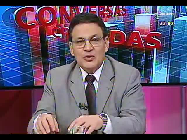 Conversas Cruzadas - Debate sobre os buracos constantes na área do Conduto Álvaro Chaves - Bloco 1 - 21/11/2013