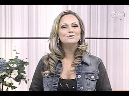TVCom Tudo Mais - 1o bloco - Quadro Saúde e Beleza - 4/12/2013
