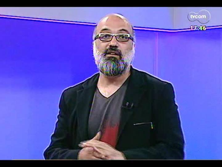 Programa do Roger - Bate-papo e o som de Luiza Caspary sobre o disco \'O caminho certo\' - Bloco 1 - 06/12/2013