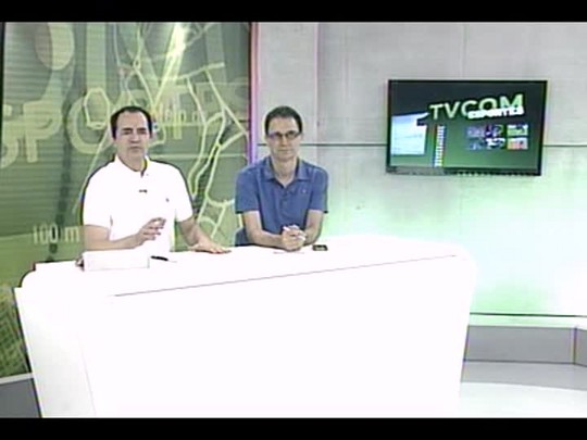TVCOM Esportes - 4o bloco - Apito Final - 02/01/2014