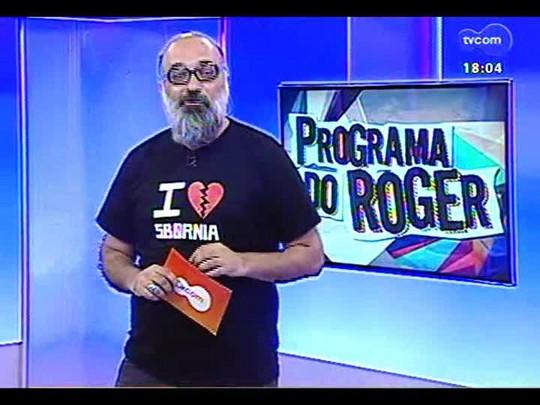 Programa do Roger - Banda Quarto Sensorial- Bloco 2 - 10/02/2014