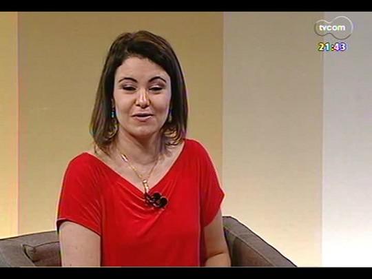 TVCOM Tudo Mais - \'DRnaTV\': Fabrício Carpinejar fala sobre relacionamentos