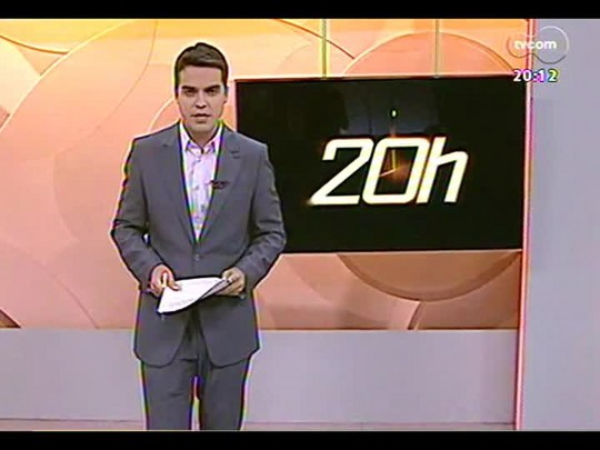 TVCOM 20 Horas - Caso Bernardo: Polícia toma depoimento do acusado de matar filho, o médico Leandro Boldrini - Bloco 2 - 17/04/2014