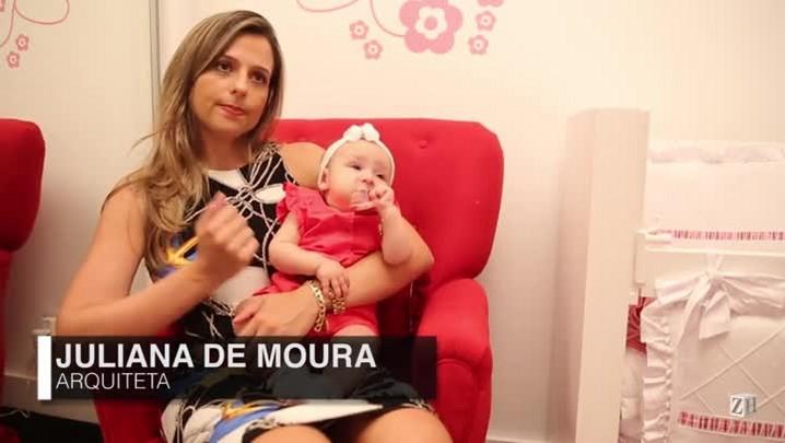 Mães arquitetas: dicas para planejar o quarto do bebê