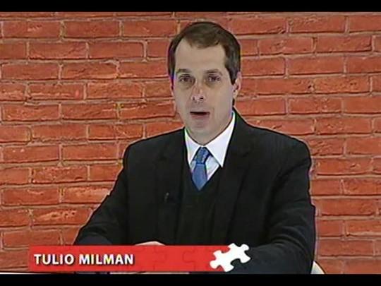 Mãos e Mentes - Diretor-presidente da Embarq Brasil, engenheiro de transporte Luis Antonio Lindau - Bloco 1 - 27/05/2014