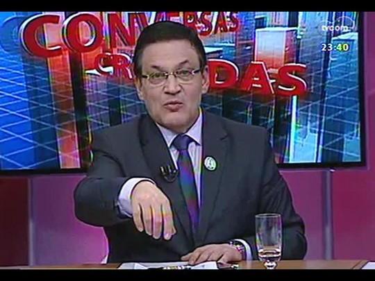 Conversas Cruzadas - O balanço geral da Copa do Mundo em Porto Alegre - Bloco 4 - 30/06/2014
