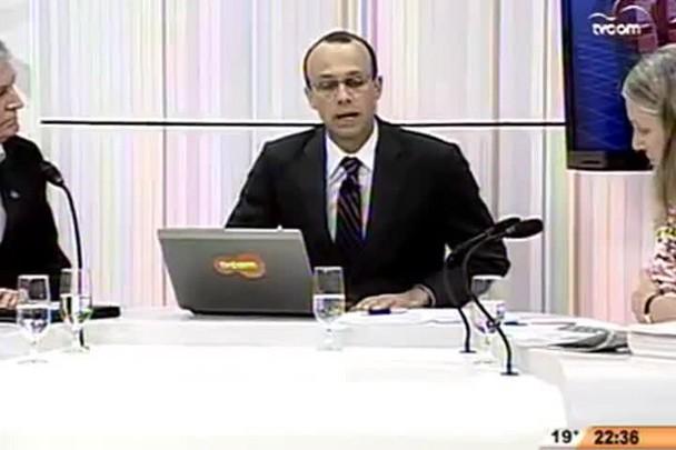 Conversas Cruzadas - Terra indígena do Morro dos Cavalos : preservação ou moeda de troca? - 3º Bloco - 12/08/14