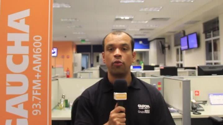 Luiz Alano fala sobre o confronto entre Atlético-MG e Inter - 23/08/2014