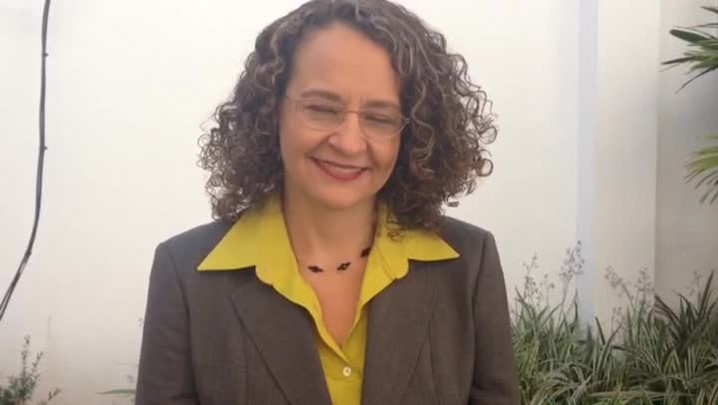 """Luciana Genro brinca com ausência de perguntas em debate: \""""hoje fiquei satisfeita\"""""""