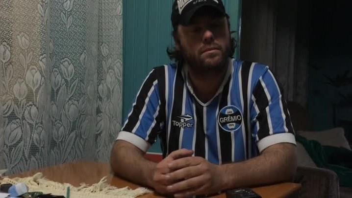 Alemão da Geral diz que Grêmio foi injusto ao punir organizada