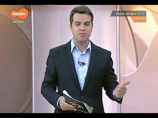 TVCOM 20 Horas - As informações da Feira de Empreendedorismo na Fiergs - Bloco 3 - 11/09/2014
