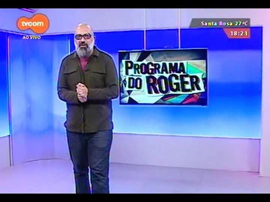Programa do Roger - Banda El Negro - Bloco 4 - 23/09/2014