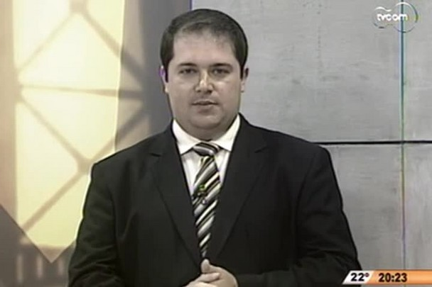 TVCOM 20h - Operação prefeitura alta temporada - 2°Bloco - 23.10.14