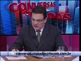 Conversas Cruzadas - Debate sobre a alta na taxa de juros - Bloco 3 - 30/10/2014