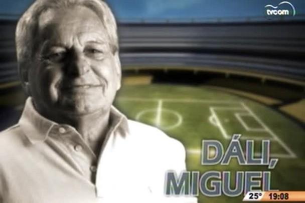 TVCOM Esportes - Dáli Miguel - 5.12.14