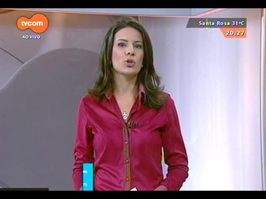 TVCOM 20 Horas - Petrobrás garante pagamento das recisões dos trabalhadores da IESA - 15/12/2014