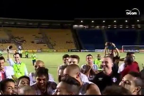 TVCOM Esportes - Hemerson Maria sobre sucesso do JEC - 3ºBloco - 26.12.14