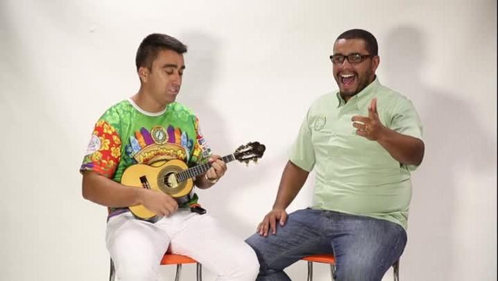 Samba Enredo 2015 da União da Ilha da Magia