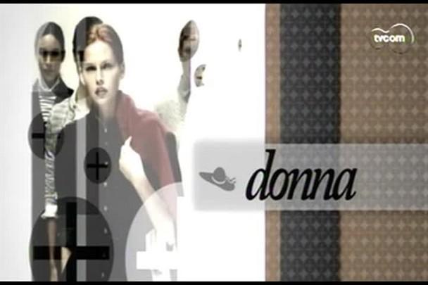 TVCOM Tudo+ - 50 Tons de Vermelho: cabelos ruivos são a febre da estação: quadro Donna - 26.02.15