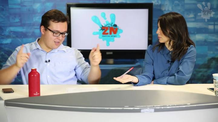 Zoeira News: comentários sem noção e Chuvalski assaltado ao vivo