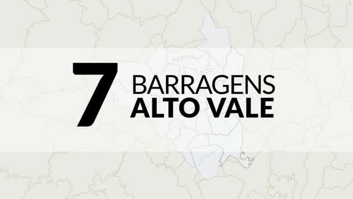 Barragens no Alto Vale do Itajaí serão construídas para conter enchentes