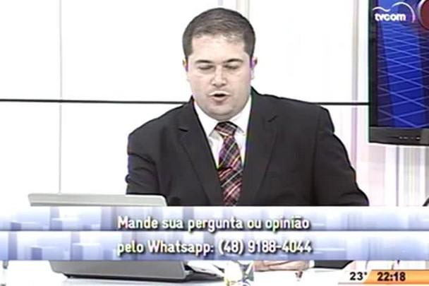 Conversas Cruzadas - Sistema Prisional em SC - 2º Bloco - 08.06.15