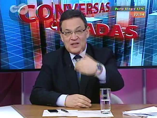 Conversas Cruzadas - Debate sobre análise da inflação no cotidiano do consumidor - Bloco 2 - 26/06/2015