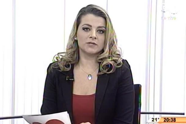TVCOM 20 Horas - Florianópolis é a única capital do Brasil sem Conselho Municipal Antidrogas - 26.06.15