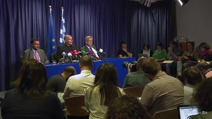 """Ministro grego das Finanças deixará o cargo se \""""sim\"""" vencer"""