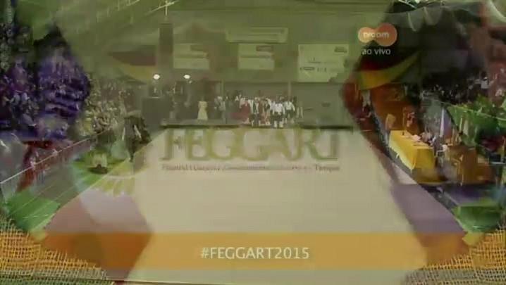 Feggart 2015 - DTG Lenço Colorado - Porto Alegre