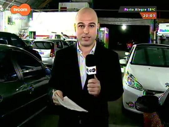 TVCOM 20 Horas - Falta de peças de reposição para carros populares preocupa motoristas do estado - 26/08/2015