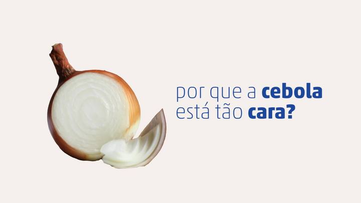#DCexplica: por que a cebola está tão cara?