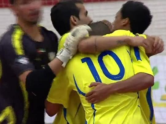 Mundial de Clubes de Futsal 2015 - Melhores Momentos - disputa do 3º lugar: Al Dhafra 6 X 2 Misr Lelmakkasa